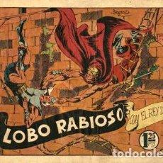 Tebeos: EL REY DEL MAR-25, DE LUIS BERMEJO (VALENCIANA, 1948). Lote 121892391