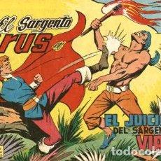 Tebeos: EL SARGENTO VIRUS-3 (VALENCIANA, 1962) DE IBAÑEZ. Lote 121905055
