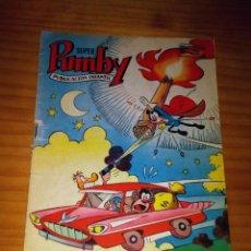 Tebeos: SUPER PUMBY - NÚMERO 2 - AÑO 1964. Lote 121923951