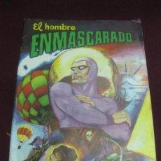 Tebeos: EL HOMBRE ENMASCARADO. COLOSOS DEL COMIC Nº 2. . Lote 121973983