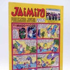 Tebeos: JAIMITO. PUBLICACIÓN JUVENIL 1142. EL MAGO DE COZ (VVAA) VALENCIANA, 1971. Lote 121975855