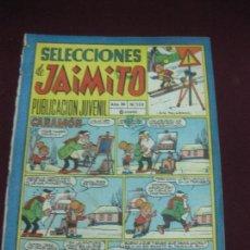Tebeos: SELECCIONES DE JAIMITO Nº 132. EDITORA VALENCIANA 1969. Lote 121997863