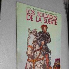 Tebeos: LOS SOLDADOS DE LA SUERTE / S. TOPPI - ARZTBAJEFF - GENNARO - MICHELUZZI / EDITORA VALENCIANA 1983. Lote 122075983