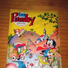 Tebeos: SUPER PUMBY - NÚMERO 34 - AÑO 1967. Lote 122095039