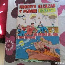 Tebeos: ROBERTO ALCAZAR Y PEDRIN EXTRA COLOR Nº 1. Lote 122122919