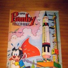 Tebeos: SUPER PUMBY - NÚMERO 75 - AÑO 1970. Lote 122187771