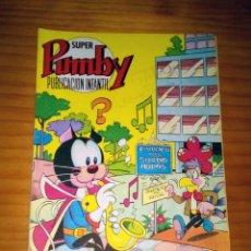 BDs: SUPER PUMBY - NÚMERO 80 - AÑO 1971 - MUY BUEN ESTADO. Lote 122258219