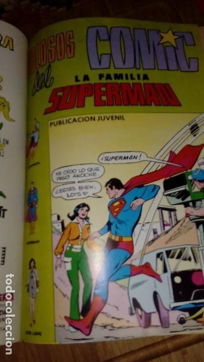 Tebeos: Superman Familia Superman Retapado con Nº 7,8 y 9 VALENCIANA - Foto 3 - 122287543