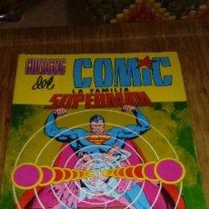 Tebeos: SUPERMAN FAMILIA SUPERMAN RETAPADO CON Nº 7,8 Y 9 VALENCIANA. Lote 122287543