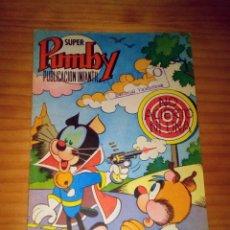 BDs: SUPER PUMBY - NÚMERO 93 - AÑO 1972 - MUY BUEN ESTADO. Lote 122294123