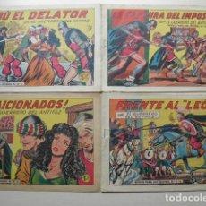 Tebeos: 7 TEBEOS DEL GUERRERO DEL ANTIFAZ.. Lote 122476815