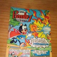 Tebeos: SUPER PUMBY - NÚMERO 108 - AÑO 1973 - PERFECTO ESTADO. Lote 122595475