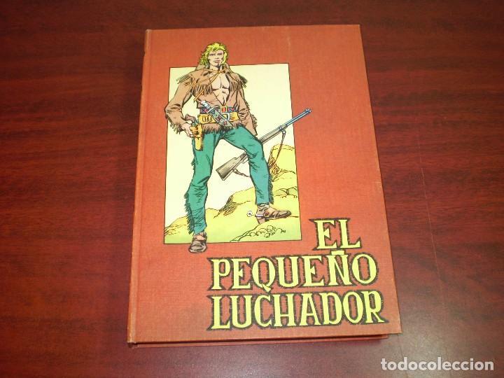 EL PEQUEÑO LUCHADOR - TOMO 3 - EDITORIAL VALENCIANA - VER FOTOS DETALLES (Tebeos y Comics - Valenciana - Pequeño Luchador)