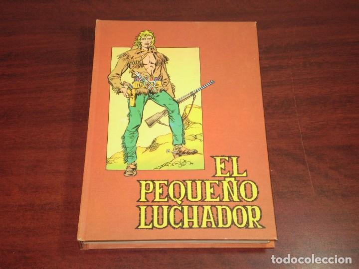 EL PEQUEÑO LUCHADOR - TOMO 4 - EDITORIAL VALENCIANA - VER FOTOS DETALLES (Tebeos y Comics - Valenciana - Pequeño Luchador)