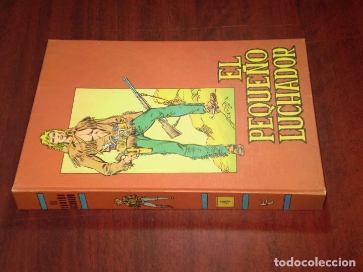 Tebeos: EL PEQUEÑO LUCHADOR - TOMO 4 - EDITORIAL VALENCIANA - VER FOTOS DETALLES - Foto 2 - 122816271