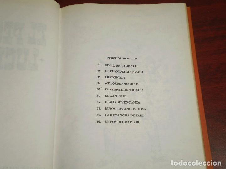 Tebeos: EL PEQUEÑO LUCHADOR - TOMO 4 - EDITORIAL VALENCIANA - VER FOTOS DETALLES - Foto 3 - 122816271