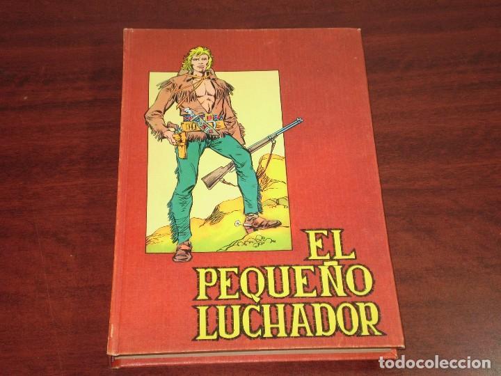 EL PEQUEÑO LUCHADOR - TOMO 6 - EDITORIAL VALENCIANA - VER FOTOS DETALLES (Tebeos y Comics - Valenciana - Pequeño Luchador)