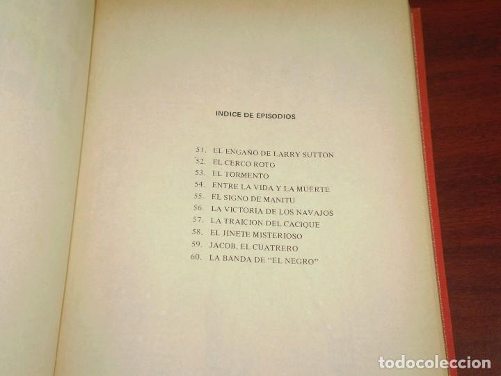 Tebeos: EL PEQUEÑO LUCHADOR - TOMO 6 - EDITORIAL VALENCIANA - VER FOTOS DETALLES - Foto 3 - 122816419