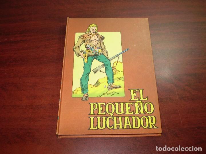 EL PEQUEÑO LUCHADOR - TOMO 5 - EDITORIAL VALENCIANA - VER FOTOS DETALLES (Tebeos y Comics - Valenciana - Pequeño Luchador)