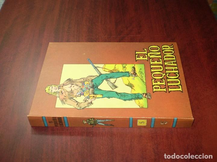 Tebeos: EL PEQUEÑO LUCHADOR - TOMO 5 - EDITORIAL VALENCIANA - VER FOTOS DETALLES - Foto 2 - 122825079