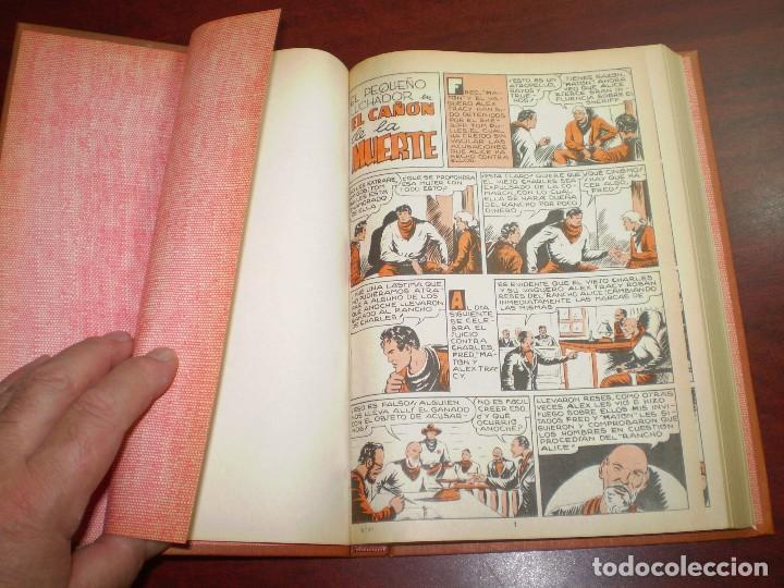 Tebeos: EL PEQUEÑO LUCHADOR - TOMO 5 - EDITORIAL VALENCIANA - VER FOTOS DETALLES - Foto 3 - 122825079