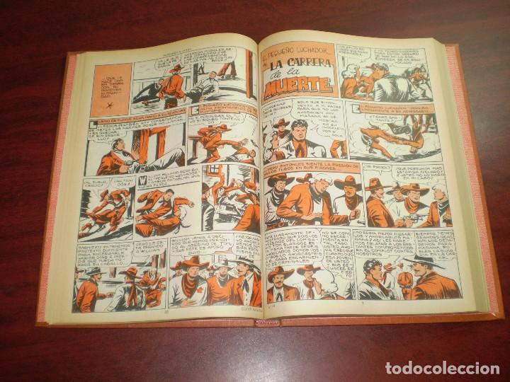 Tebeos: EL PEQUEÑO LUCHADOR - TOMO 5 - EDITORIAL VALENCIANA - VER FOTOS DETALLES - Foto 4 - 122825079
