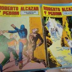 Tebeos: 95 TEBEOS DE ROBERTO ALCAZAR Y OEDRIN, 2º EPOCA 1976. Lote 123204419