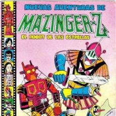 Tebeos: NUEVAS AVENTURAS DE MAZINGER-Z Nº 2 SELECCIÓN AVENTURERA Nº 123 VALENCIANA 1978. Lote 123284647
