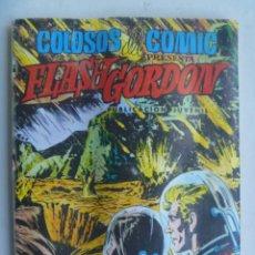 Tebeos: COLOSOS DEL COMIC PRESENTA: FLASH GORDON , Nº 3 EL PLANETA MUERTO . Lote 123512671
