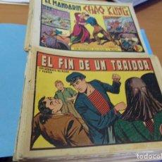 Tebeos: 345 TEBEOS,DE ROBERTO ALCAZAR Y PEDRIN,EDITORIAL VALENCIANA, NO HAY REPETIDOS. Lote 123573495