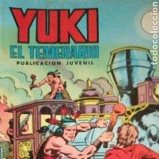 Tebeos: YUKI EL TEMERARIO 3. Lote 123784860