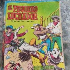 Tebeos: EL PEQUEÑO LUCHADOR N.º 43 BUSCANDO A LARRY EDIVAL 1977 . Lote 124028327