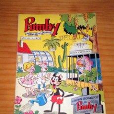 Tebeos: PUMBY - NÚMERO 271 - AÑO 1962 - MUY BUEN ESTADO. Lote 124411503