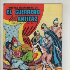Giornalini: EL GUERRERO DEL ANTIFAZ-NUEVAS AVENTURAS-EDIVAL-VALENCIANA-AÑO 1979-COLOR-FORMATO GRAPA-Nº 40-EL..... Lote 124508987