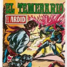 Tebeos: EL TEMERARIO. Nº 6. COLOSOS DEL COMIC. REEDICIÓN VALENCIANA. 1981. (Z/C10). Lote 124522767