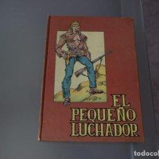 Tebeos - TOMO Nº 1 EL PEQUEÑO LUCHADOR , VALENCIANA DE 1977 - 124530095