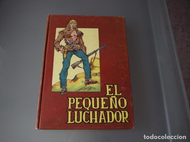 TOMO Nº 2 EL PEQUEÑO LUCHADOR , VALENCIANA DE 1977 (Tebeos y Comics - Valenciana - Pequeño Luchador)