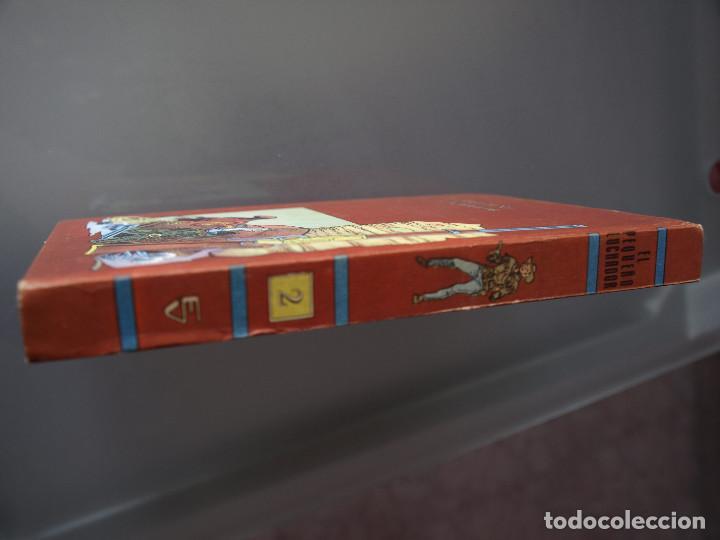 Tebeos: TOMO Nº 2 EL PEQUEÑO LUCHADOR , VALENCIANA DE 1977 - Foto 2 - 124530723