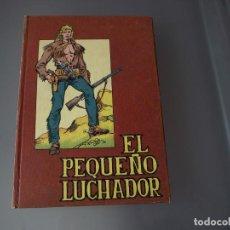 Tebeos: TOMO Nº 3 EL PEQUEÑO LUCHADOR BUEN ESTADO, VALENCIANA DE 1977. Lote 124531091