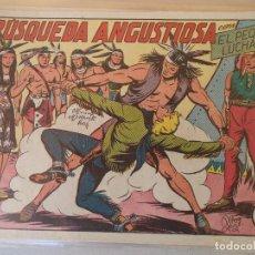 Tebeos: EL PEQUEÑO LUCHADOR Nº 94 BUSQUEDA ANGUSTIOSA TAMAÑO GRANDE ORIGINAL. Lote 124546143