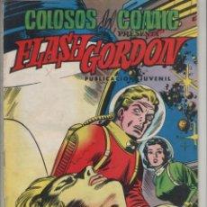 Tebeos: FLASH GORDON-VALENCIANA-AÑO 1979-FORMATO GRAPA-COLOR-Nº 28-EL BUQUE SIDERAL. Lote 124555515
