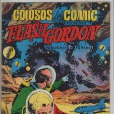 Tebeos: FLASH GORDON-VALENCIANA-AÑO 1979-FORMATO GRAPA-COLOR-Nº 25-MISION DESESPERADA. Lote 124555743