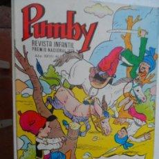 Tebeos: PUMBY REVISTA PREMIO NACIONAL Nº 1105.. Lote 124560735