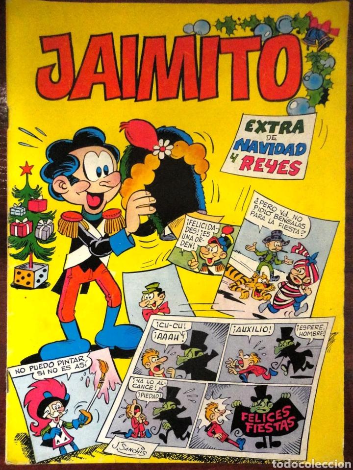 COMIC JAIMITO EXTRA DE NAVIDAD Y REYES 1979 (Tebeos y Comics - Valenciana - Jaimito)