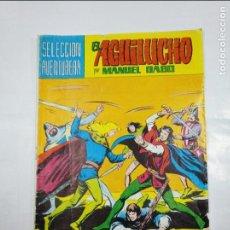 Tebeos: EL AGUILUCHO Nº 9 (SELECCION AVENTURERA). - RETO A MUERTE. - EDITORIAL VALENCIANA. TDKC35. Lote 124680199