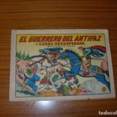 Tebeos: EL GUERRERO DEL ANTIFAZ Nº 632 EDITA VALENCIANA . Lote 125155755