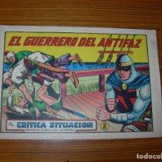 Tebeos: EL GUERRERO DEL ANTIFAZ Nº 654 EDITA VALENCIANA . Lote 125155883