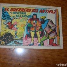 Tebeos: EL GUERRERO DEL ANTIFAZ Nº 646 EDITA VALENCIANA . Lote 125155959