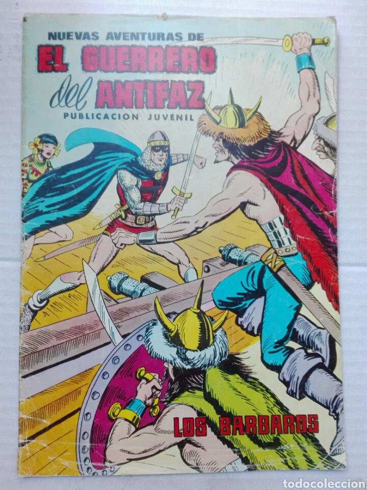 EL GUERRERO DEL ANTIFAZ NÚMERO 393 AÑO 1979 (Tebeos y Comics - Valenciana - Guerrero del Antifaz)