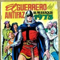 Tebeos: COMIC EL GUERRERO DEL ANTIFAZ ALMANAQUE 1973. Lote 125213555